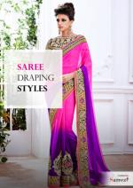 Know About Different Styles of Wearing Saree - Saree Draping Tutorial by Sareez.com