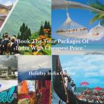 Book The India Tour Packages With Cheapest Price
