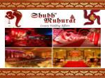 Leave Behind Worries For Wedding Planner In Delhi And Celebrate The Wedding Event