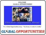 Study Abroad|Overseas Education|Study Overseas|Global Education|Foreign Career Consultants