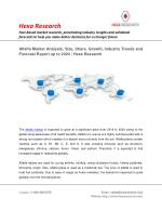 Alfalfa Market Research Report - Global Industry Analysis, Size, Share, Growth and Forecast to 2024 | Hexa Research