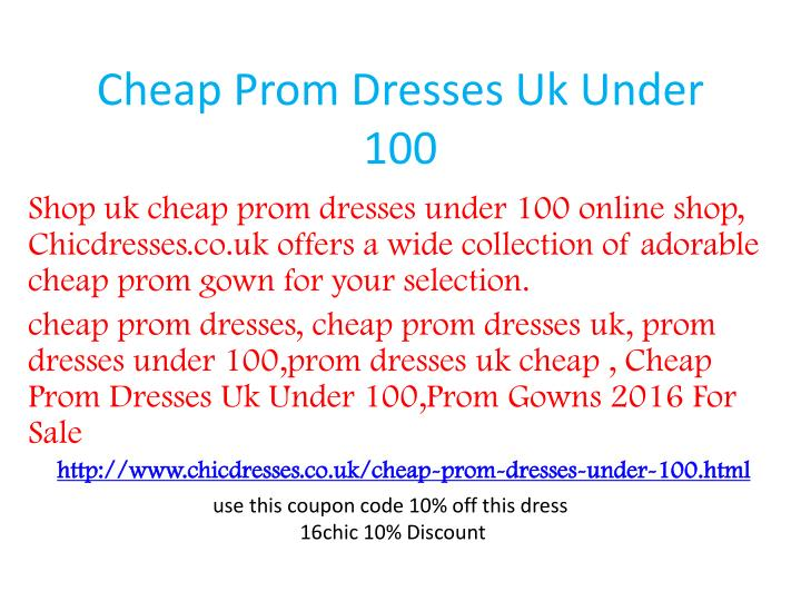 cheap prom dresses uk under 100 n.