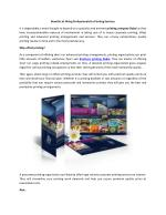 Benefits of Hiring Professionals for Printing Services