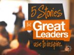 How Great Leaders Inspire Through Storytelling - @High_Spark