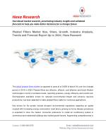 Pleated Filters Market Analysis, Size, Share, Growth, Industry Trends and Forecast to 2024 | Hexa Research