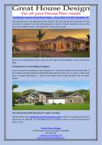 Insulated Concrete Form House Plans – Facts That You Be Unfamiliar Of