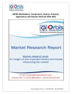 MEMS Market Analysis and Forecast by 2021