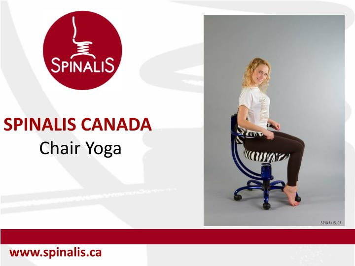 spinalis canada chair yoga n.