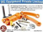 Excavator Undercarriage, Transmission and Engine Spares Parts
