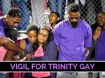 Vigil for Trinity Gay