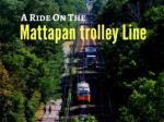 Traveling back in time on the Mattapan trolley