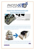 Protect Your Old Photographs with Scanning Photos Service