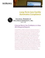 Long-Term Care Facility Automates Compliance