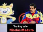 Tuning in to Nicolas Maduro