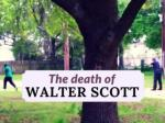 The death of Walter Scott