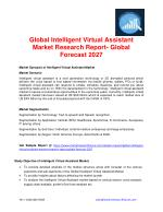 Intelligent Virtual Assistant Market 2016: Industry Research, Review, Growth, Segment and Analysis. Forecast to 2027