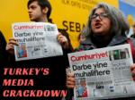 Turkey's media crackdown