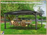 Welcome to Gazebo Canopy Replacement Fabric