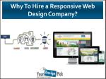 Reasons to Hire a Responsive Web Design Company