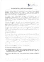 Electronic Equipment Insurance Policy Wording - Liberty General Insurance