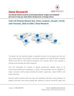 Fuel Cell Vehicles Market Size, Share, Analysis, Growth, Trends and Forecasts, 2016 to 2024 | Hexa Research