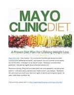 http://www.beaufitreviews.com/mayo-clinic-diet