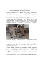 The accuracy requirement and cost of lost wax casting