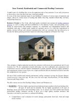 Roofing Company Rochester NY, Siding Contractor & Installation