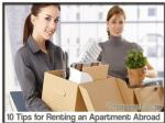 10 Tips for Renting an Apartment Abroad