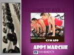 Marche online | Workout Routines | Fitness Apps| Personal Trainer App