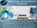 Best IT software Development Company in India.