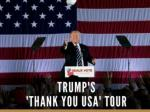 Trump's 'Thank You USA' Tour