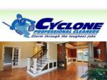 The Benefits Of Carpet Cleaning-Cyclone Professional Cleaners