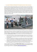 Essentials of Effective Booklet Printing for Business Advertisement