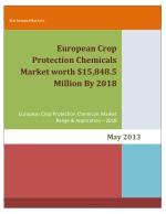 European Crop Protection Chemicals Market worth $15,848.5 Million By 2018