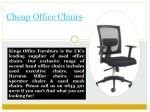 2nd Hand Office Furniture