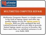 Laptop Repair in Dwarka, Computer Repairing Shop Dwarka