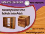 Best Industrial Furniture Manufacturer and exporter in india