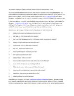 15 questions to ask your child's preschool teacher or daycare administrator - TRIO