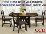 Need Furniture for Your Business - Chiavari Chairs Larry Hoffman Can Help You