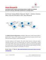 Conformal Coating Market Analysis, Size, Share, Growth and Forecast to 2024 | Hexa Research