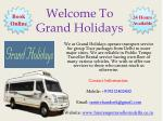 Luxury Tempo Traveller Hire, 20 seater tempo traveller on rent