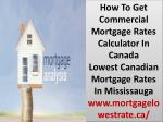 Calculate Our Mortgage Rates From Other
