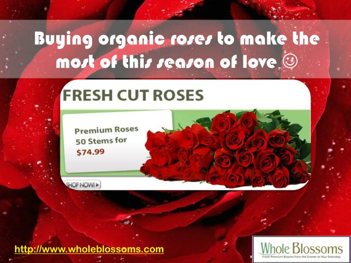 buying organic roses to make the most of this season of love n.