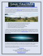 Why Gaia Sagrada Ayahuasca Retreat Center For Ayahuasca Shaman And Ayahuasca DMT?