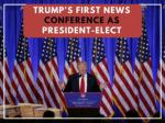 Trump's first news conference as president-elect