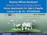 Home Apartments For Sale‎ In Delhi - Revanta Officers Boulevard