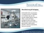 softgel contract manufacturing
