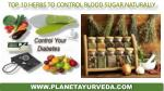 How to Reverse Diabetes Naturally - Diabetes Herbal Remedies