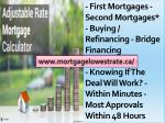 Daily Update Mortgage Refinance Calculator In Canada